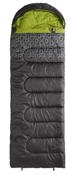 Caribee *Moonshine 5* Sleeping Bag (Charcoal/Green) image