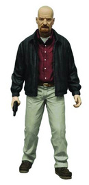 "Breaking Bad Red Shirt Heisenberg 6"" Action Figure"