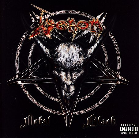 Metal Black by Venom (Metal) image