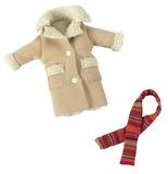 Corolle: Les Cherie - Coat & Scarf Set