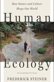 Human Ecology by Frederick Steiner image