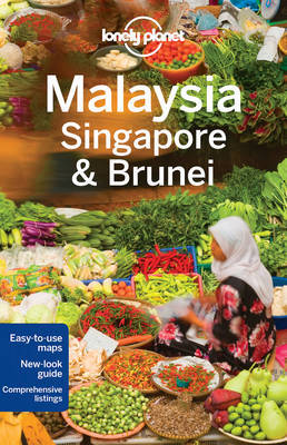 Lonely Planet Malaysia, Singapore & Brunei by Lonely Planet image