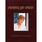 Murder, She Wrote - Complete Season 4 (6 Disc Set) on DVD