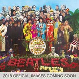 The Beatles Collectors Edition 2018 Square Wall Calendar