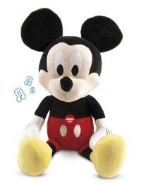 Disney: Happy Sounds Mickey - Soft Toy image