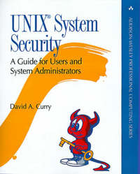 Unix System Security Lpi by Dave Curry