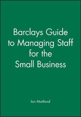 Barclays Guide to Managing Staff for the Small Business image