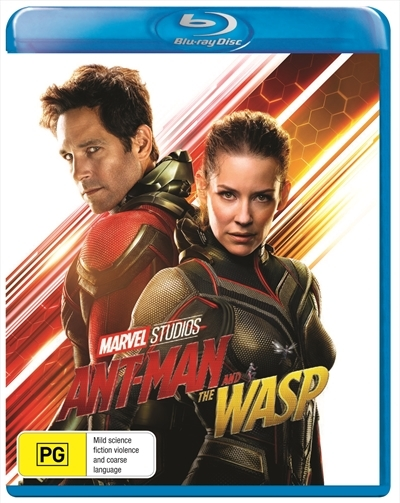 Ant-Man and the Wasp on Blu-ray image