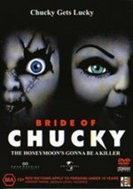 Bride Of Chucky on DVD