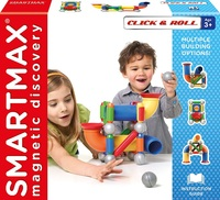 SmartMax: Click & Roll - 30pc Playset