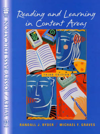 Reading and Learning in Content Areas by Randall J. Ryder image