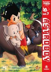 Astro Boy (Original) - Volume 7 on DVD