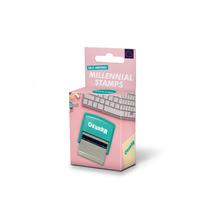 Bubblegum Stuff: Millennial Self Inking Stamp - Okurrr