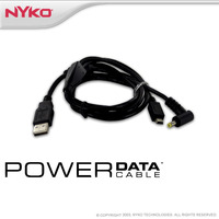Nyko Data/Charging Cable for PSP image