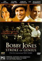 Bobby Jones - Stroke Of Genius on DVD