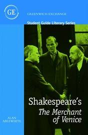 "Student Guide to Shakespeare's the ""Merchant of Venice"" by Alan Ablewhite image"