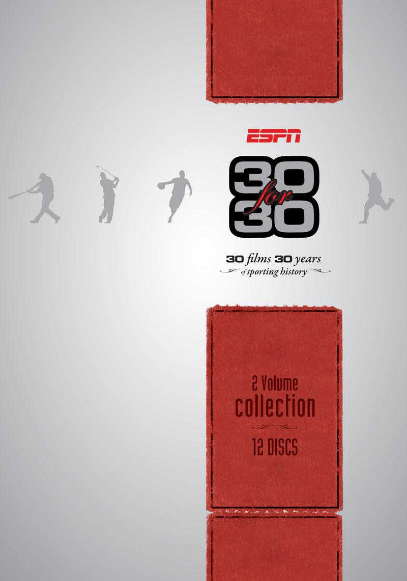 ESPN: 30 for 30 Standard Edition on DVD image