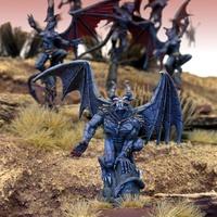Kings of War Abyssal Dwarf Ba'su'su the Vile