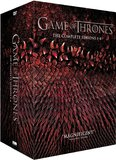Game of Thrones - The Complete First, Second, Third & Fourth Season Box Set DVD
