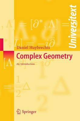 Complex Geometry by Daniel Huybrechts