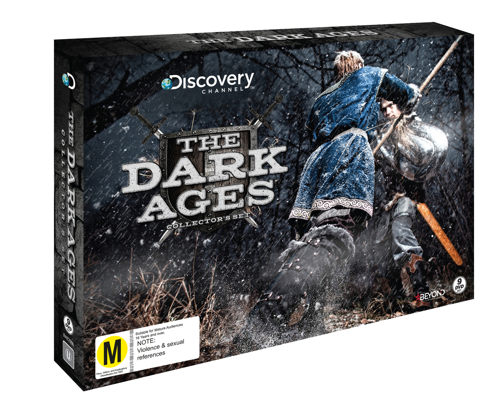 The Dark Ages Collector's Set on DVD image