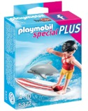 Playmobil: Surfer with Surf Board (5372)