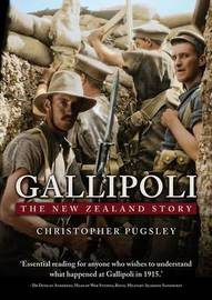 Gallipoli by Christopher Pugsley image