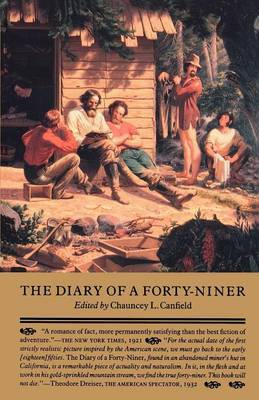 The Diary of a Forty-niner by Chauncey L Canfield image