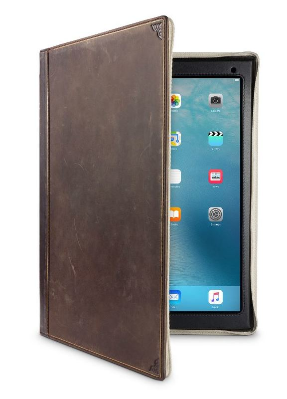 "Twelve South BookBook for iPad Pro 12.9"" (Brown)"