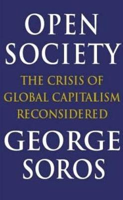 Open Society by George Soros image