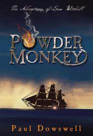 Powder Monkey by Paul Dowswell image