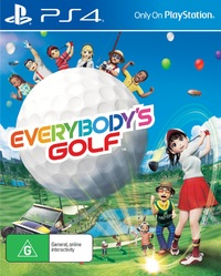 Everybody's Golf for PS4