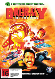 Back of the Y : The Two DVDs on DVD image