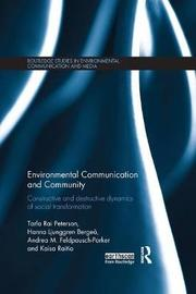 Environmental Communication and Community image