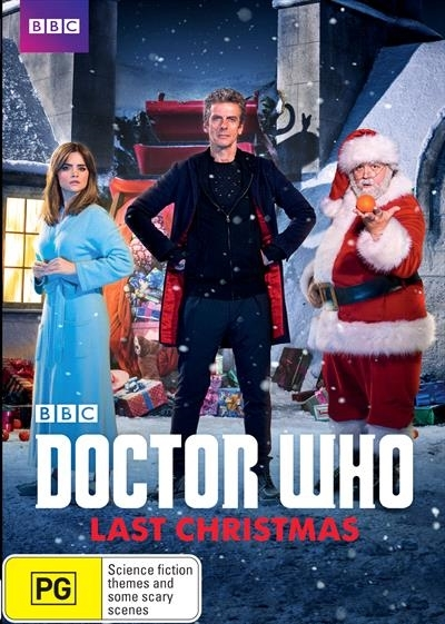 Doctor Who: Last Christmas on DVD