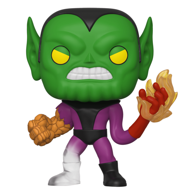 Fantastic Four: Super-Skrull - Pop! Vinyl Figure