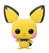 Pokemon - Pichu (Flocked) Pop! Vinyl Figure