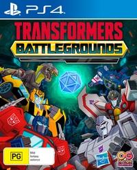 Transformers: Battlegrounds for PS4