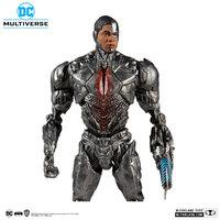 """Justice League: Cyborg - 7"""" Action Figure"""