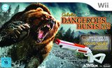 Cabela's Dangerous Hunts 2013 (Top Shot Elite Gun) for Nintendo Wii