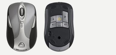 Microsoft Wireless Notebook Presenter Mouse 8000 image
