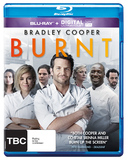 Burnt on Blu-ray