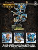 Warmachine: Cygnar - Lord General Coleman Stryker