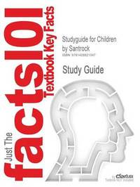 Studyguide for Children by Santrock, ISBN 9780073107301 by Cram101 Textbook Reviews image