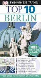 DK Eyewitness Top 10 Travel Guide: Berlin by Juergen Scheunemann image