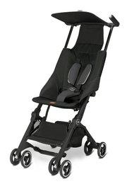 Pockit + Stroller - Black