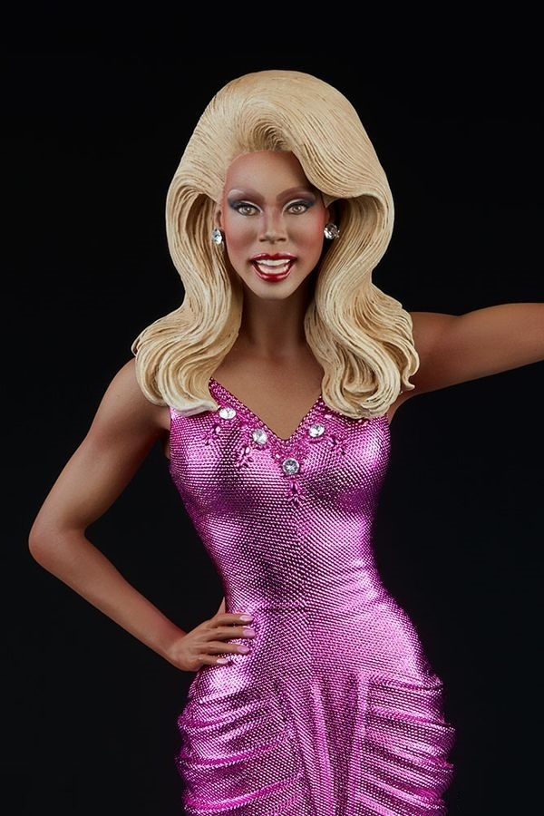 "RuPaul's Drag Race - 16.3"" Maquette Statue image"