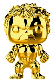 Marvel Studios - Hulk Gold Chrome Pop! Vinyl Figure
