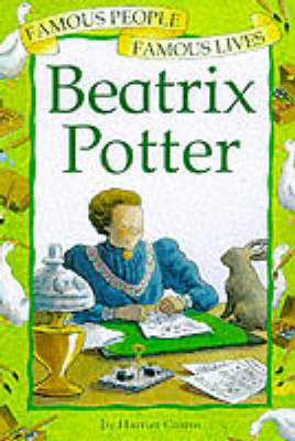 Beatrix Potter by Harriet Castor image