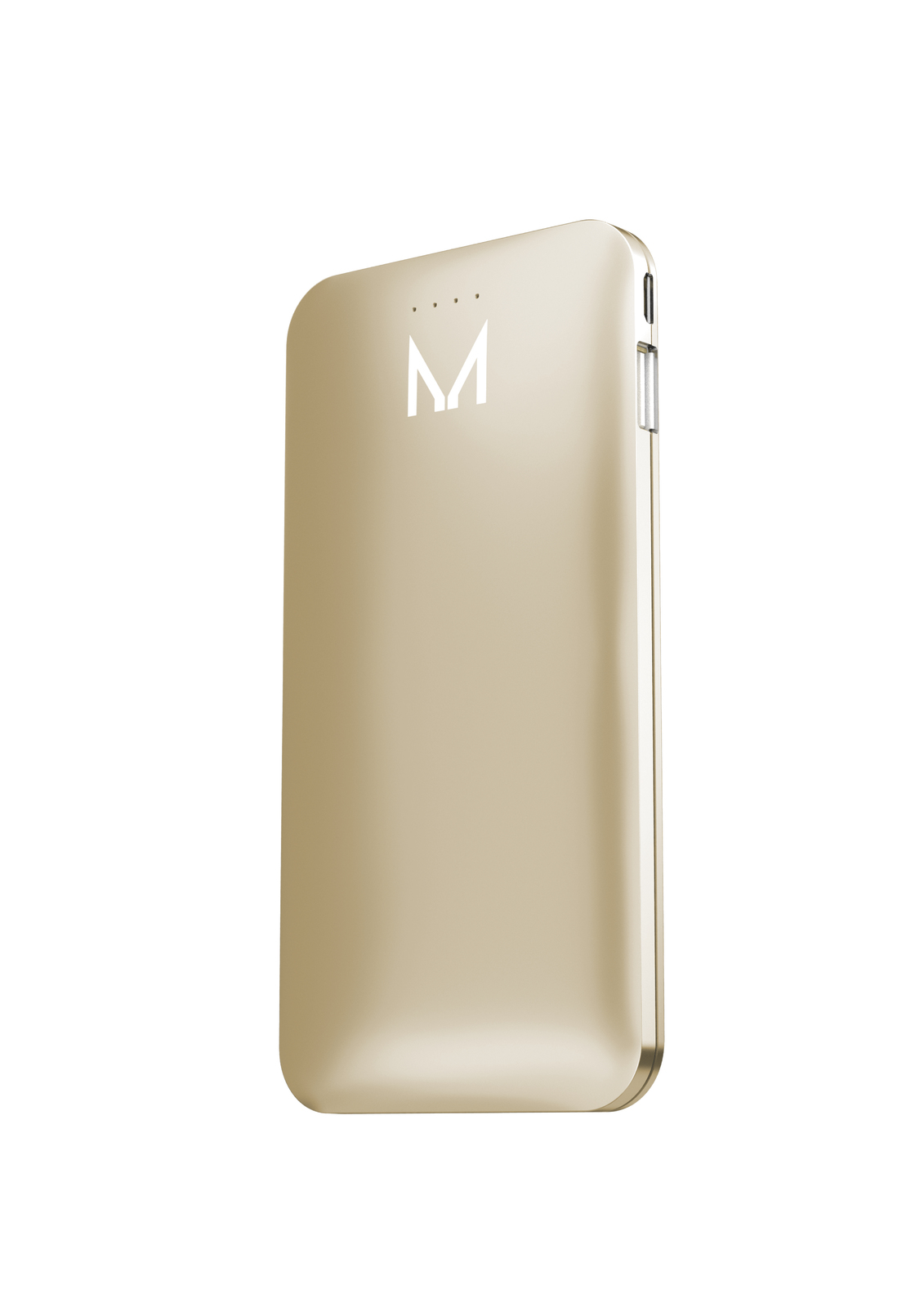 Moyork LUMO 5000 mAh Power Bank - Dubai Gold image